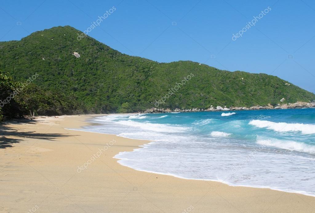 Parque Tayrona - Playa Nudista