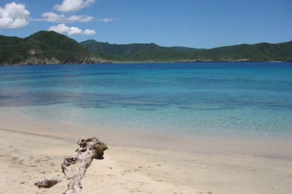 Parque Tayrona - Playa Cristal - Crystal Beach