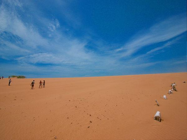 Guajira desierto