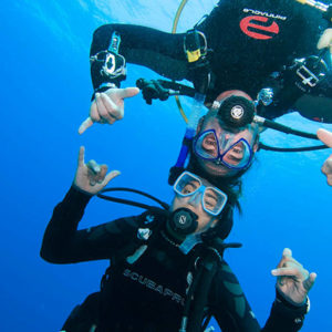 fun diving buceo