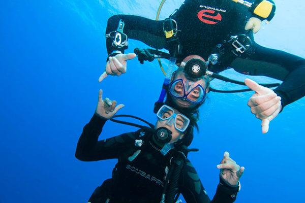 fun diving buceo