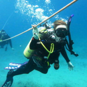 curso buceo diving course