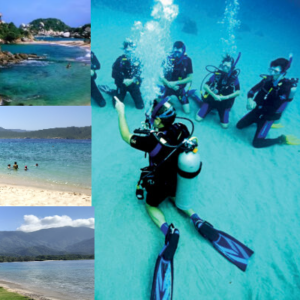 Diving buceo + parque Tayrona